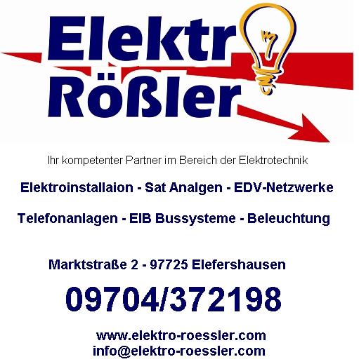 Elektro Rössler Elfershausen
